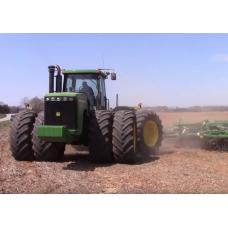 Каталог трактора John Deere 9120,9220,9320,9420,9520,9620