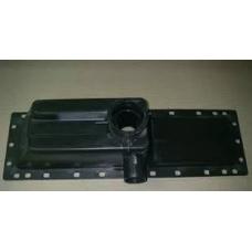 Бачок радиатора верхний (металл) МТЗ70У-1301055